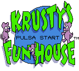 The Simpsons - Krusty's Fun House