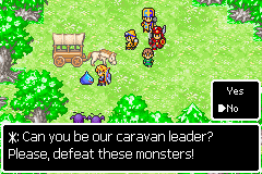 Romhacking net - Translations - Dragon Quest Monsters: Caravan Heart