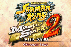 Shaman King: Master of Spirit 2