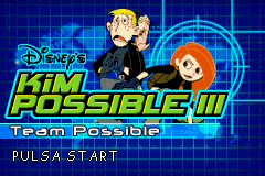 Kim Possible 3 Team Possible