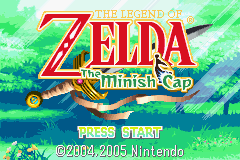 The Minish Cap - Gender Neutral