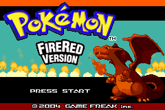 FireRed Recolor