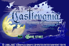 Castlevania - Harmony of Dissonance: Aesthetic Animation