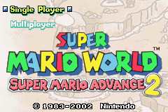 Super Mario World Voice Removal