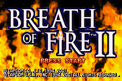 Breath of Fire II - Sound Restoration