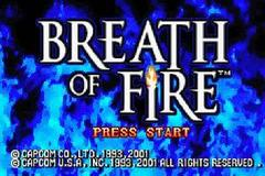 Breath of Fire Improved
