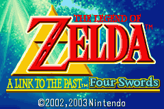 [GBA] Zelda: Link to the Past - Between Worlds voices