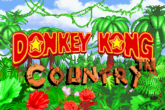 Donkey Kong Country Palette restoration