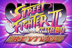 Super Street Fighter II Turbo Revival colour restoration