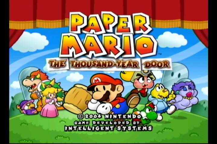Romhacking net - Games - Paper Mario: The Thousand-Year Door