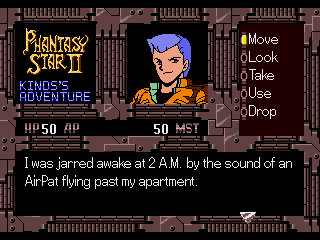 Phantasy Star II: Kinds's Adventure