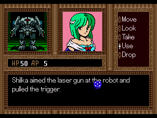 Phantasy Star II: Shilka's Adventure