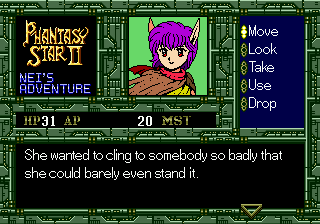 Phantasy Star II: Nei's Adventure