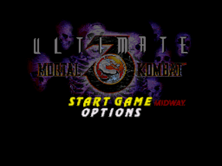 Ultimate Mortal Kombat 3 Balanced Ediition