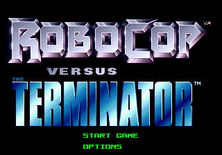 RoboCop Versus The Terminator - No black border