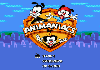 Animaniacs - Ground Action + Switch Speed Increase