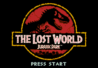 Romhacking net - Games - The Lost World: Jurassic Park