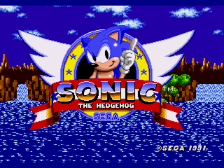 Sonic 1 - No Music Edition