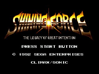 Shining Force Join Order Randomizer
