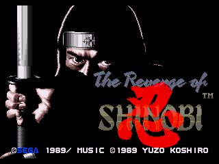 Revenge of Shinobi - Better Jumping
