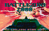 Battlezone 2000 - Secret Mode