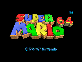 Super Mario 64 Reduced Lag