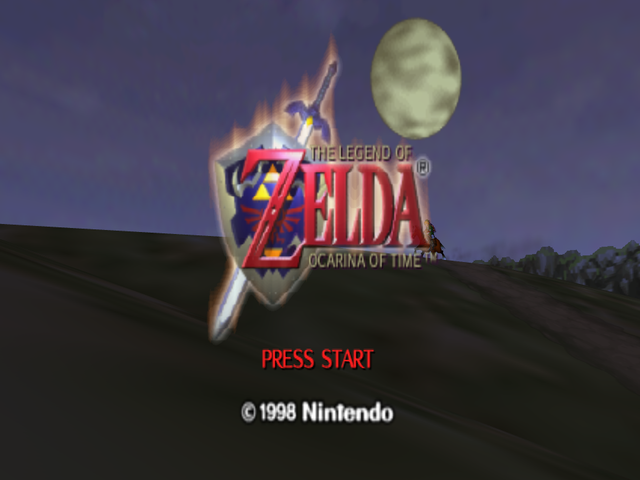 Romhacking net - Games - The Legend of Zelda: Ocarina of Time