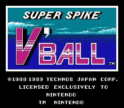 Super Spike V'Ball