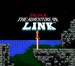 Zelda II: Playable Iron Knuckle