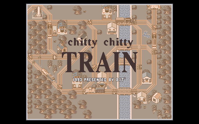 Chitty Chitty Train