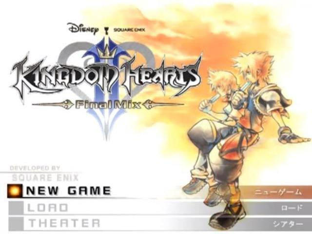 Romhacking net - Translations - Kingdom Hearts II: Final Mix +