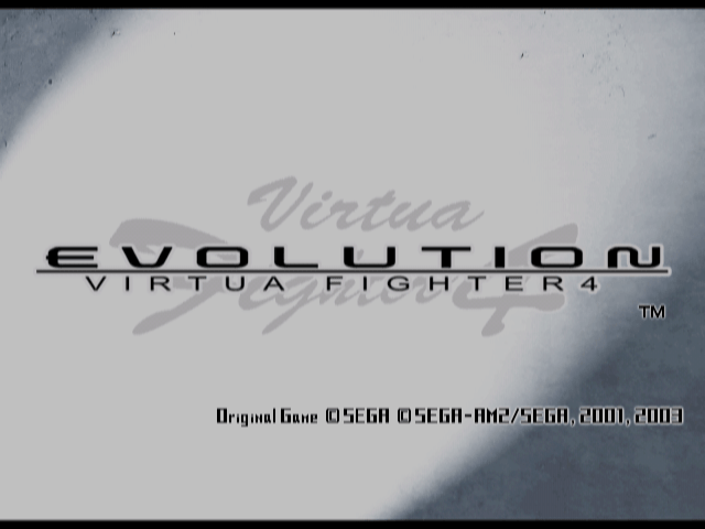 Virtua Fighter 4:Evolution - Unlock Dural