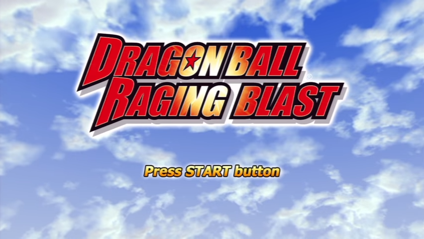 Dragon Ball Raging Blast PS3 Anime Music
