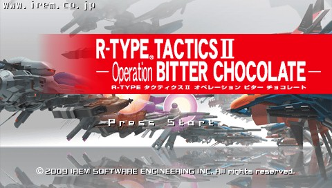 R-Type Tactics II: Operation Bitter Chocolate
