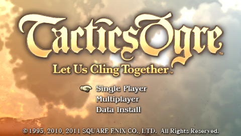 Romhacking net - Games - Tactics Ogre: Let Us Cling Together