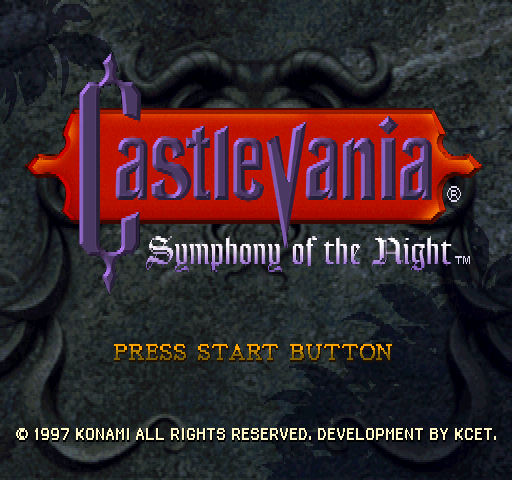 Castlevania - Symphony of the Night - HardType