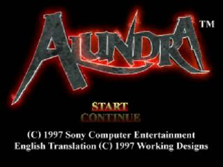 Alundra - Widescreen Hack