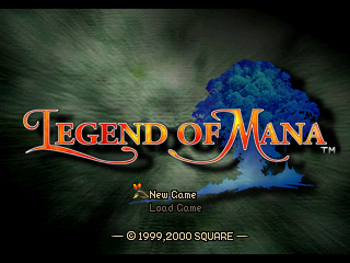 Legend of Mana - Ring Ring Land