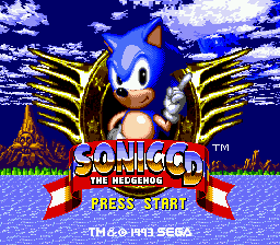 Sonic CD Pal to NTSC Complete Patch