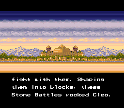 Dossun! Stone Battle