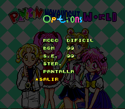 Panic in Nakayoshi World