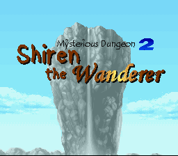 Fushigi no Dungeon 2: Fuurai no Shiren