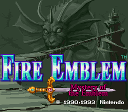 Fire Emblem: Monshou no Nazo