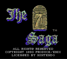 7th Saga EasyType