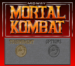 Mortal Kombat Champion Edition