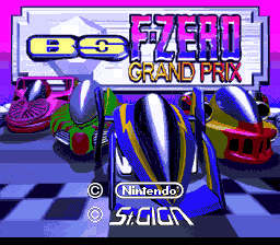 Romhacking net - Hacks - BS F-Zero Grand Prix 1