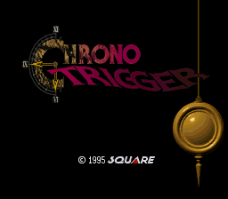 Chrono Trigger - Frog Power Up Patch