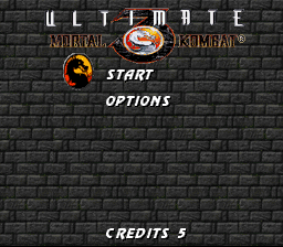 Ultimate Mortal Kombat 3 Project