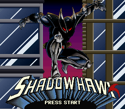 Shadowhawk Stereo & Bug Fixes