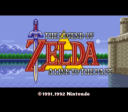 Legend of Zelda - Echoes of the Past